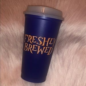 STARBUCKS  |  Freshly Brewed Reusable Hot Cup